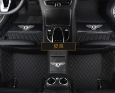 Suitable Bentley -Bentayga GT Continental - Flying Spur - Mulsanne Car Mats