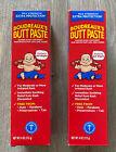 Внешний вид - Boudreaux's Butt Paste Diaper Rash Ointment Max Strength 4 oz Tube x 2 Exp 06/21