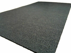 12FTX4FT 10mm THICK xl RUBBER Stable Horse trailer Mats equestrian