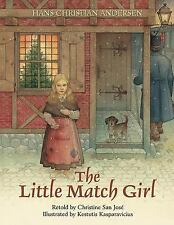 The Little Match Girl-ExLibrary