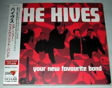 The Hives ‎- Your New Favourite Band / JAPAN CD (2002) NEW Sweden ROCK