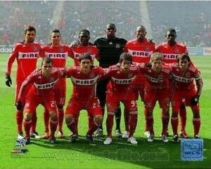 """Chicago Fire FC 2011 MLS Team Photo (Size: 8"""" x 10"""")"""