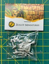 Zealot Miniatures Twisted Catacombs Lichmyre - Weapon Swap A Pack NEW Hero Quest