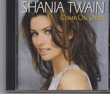 Shania Twain-Come On Over cd album