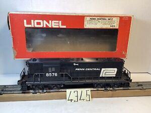 LIONEL PENN CENTRAL GP -7 # 6-8576 In OB,,styrofoam Box