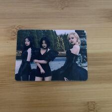 Kpop (G) I-dle Official I Trust Shuhua, Soojin & Soyeon Lenticular Photocard
