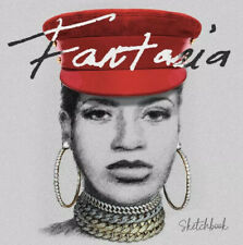 Fantasia - Sketchbook Ft. T-Pain - Brand New CD - Fast Free Shipping