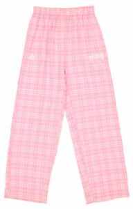Adidas NBA Youth Girls Denver Nuggets Cotton Flannel Lounge Pants