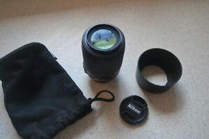 Great Condition | Nikon AF-S Nikkor 55-200mm f/4.0-5.6 ED VR Lens