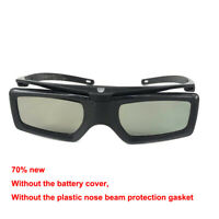 Used 3D Active Shutter Glasses TDG-BT400A For Sony RF Bluetooth Lunettes BT500A