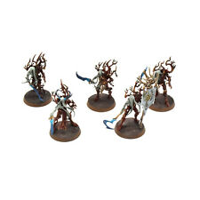 SYLVANETH 5 Tree revenants #1 WELL PAINTED Warhammer Sigmar