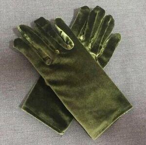 Arm Sleeve Gloves Women Spring Autumn Warm Velvet Elastic Dress Accessories Gift