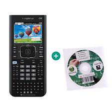 Ti nspire CX CAS Calculatrice graphique Ordinateur + d'apprentissage-CD