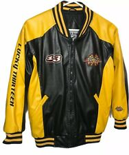 Steve & Barry's Lucky 13 Varsity Racing Jacket Size XS Excellent Condition!!