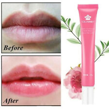1pc Lightening Cream Lip Pink Moisture Cream Lip Plumper Moisturizing Lipstick~