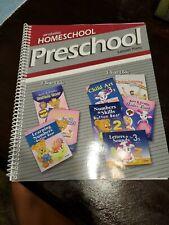 A Beka Preschool Lesson Plans