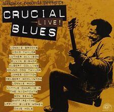 Crucial Live Blues [CD]