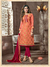 Semi formal office or Party wear salwar kameez suit unstitched dress material