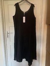 Eileen Fisher Organic Handkerchief Linen Dress