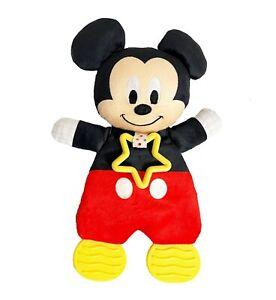 Disney Baby Mickey Mouse Teether Blanket