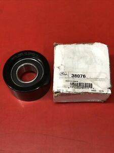 GATES 38076 DRIVE BELT IDLER PULLEY FOR FREIGHTLINER COLUMBIA WESTERN STAR 4900F