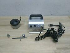 Iwata Ac-27 Silver Jet Studio Series Airbrushing Air Compressor Hp- 00006000 Cr Airbrush