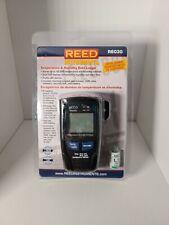 Reed Instruments Temperaturehumidity Data Logger R6030