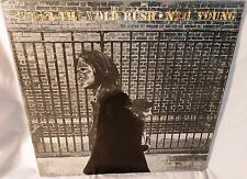 Neil Young After the Gold Rush orig gatefold vinyl record w/Lyric insert 1970