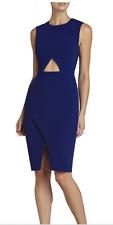 NWOT BCBG MAXAZRIA cut-out waist pencil dress size 8
