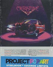 CHRISTINE - Blu-Ray Steelbook ! - Stephen King -