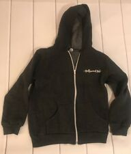 american apparel Gray Size 12 Kids Hoodie Hollywood Vibe