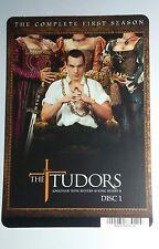 THE TUDORS JONATHAN RHYS MEYERS COVER ART MINI POSTER BACKER CARD (NOT a movie)