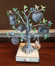 "PHOTO TREE, HALLMARK, Rock-a-Bye Baby, PEWTER, 10""x 9"", QUALITY, NEW IN BOX!"