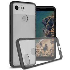 For Google Pixel 3 Case Hard Back TPU Bumper Slim Hybrid Shockproof Phone Cover