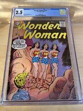 Wonder Woman 102 DC Comic 1958 CGC 2.5 Trevor Ross Andru Mike Esposito *MP