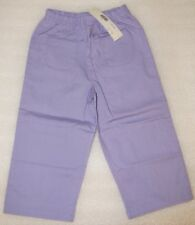 NEW Boutique Baby Girl Lavender Summer Pants Size 12-24 Months NWT
