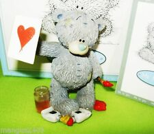 ME TO YOU FIGURINE MADE YOU A CARD FROM THE HEART BNIB