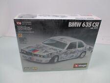 Bburago 1:26 5173 Metal Bausatz BMW 635 CSI siehe Foto (WM3001)  OVP
