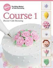 Wilton Course 1 Cake Decorating Booklet