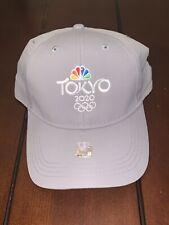 Official Tokyo 2020 Olympics Gray Cap United States Team Apparel Collectors Item