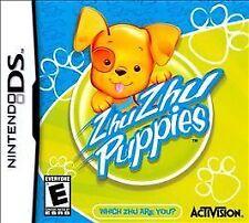 ZhuZhu Puppies GAME Nintendo DS DSI XL LITE 3 3DS 2 2DS ZHU ZHU