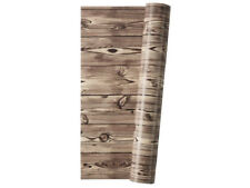 MELINERA Dekofolie Selbstklebend 10m x 45cm Holz-Optik braun Klebefolie Neu