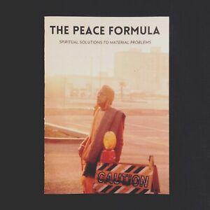 The Peace Formula: A Radical Yoga Zine | Meditation, Yoga, Spiritual Activism