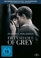 Fifty Shades of Grey - Geheimes Verlangen                        | DVD | 021