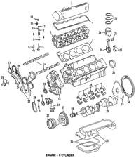 Genuine Mercedes-Benz Bearing Set 116-030-00-60