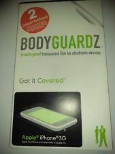 Bodyguardz iPhone 3G Transparent Screen/Body Protector