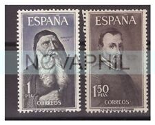 Francobolli spagnoli, con soggetto la celebrità