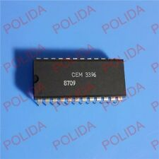 1PCS Signal Processor IC CEM/CURTIS WDIP-24 CEM3396
