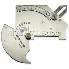 Bridge Cam Gage Welding Gauge Gage MG-8 Test Ulnar Welder Inspection