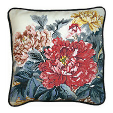 Cross Stitch Kit ~ Candamar Oriental Mystery Picture or Pillow #51573 OOP SALE!